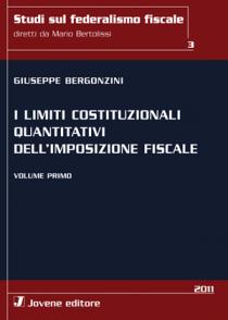 I limiti costituzionali quantitativi dell'imposizione fiscale